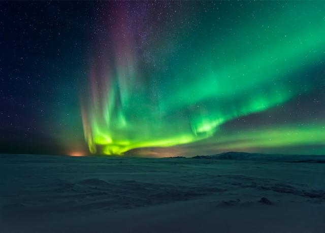 Iceland Travel Northern Lights Boat Tour