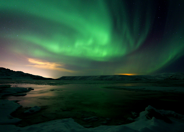 Icelandair Northern Lights By Boat Tour