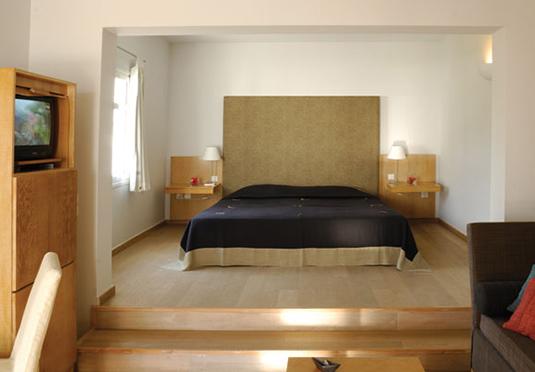 Minos Beach Art Hotel Junior Suite