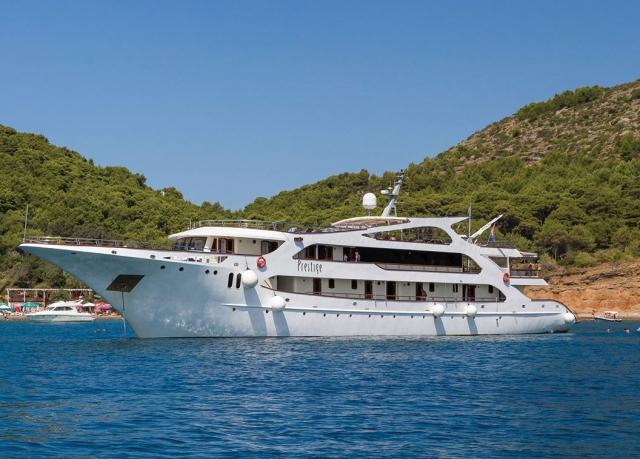 Scenic Dalmatian Coast Cruise  Save Up To 70 On Luxury Travel  Telegraph T