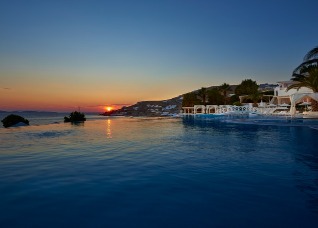 Best Island Beaches For Partying Mykonos St Barts: 5* Superb Mykonos Holiday At A Private Beach Resort, Saint