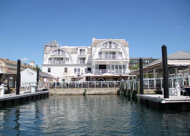 Conde Nast Traveler Newport Rhode Island Hotels
