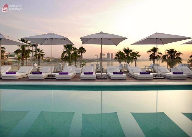 Exklusives designhotel in der mittelmeer metropole for Design hotels mittelmeer