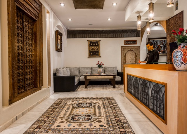 Hotel ryad art place save up to 70 on luxury travel for Leading small hotels