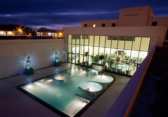 Luxury Hotels Worcestershire