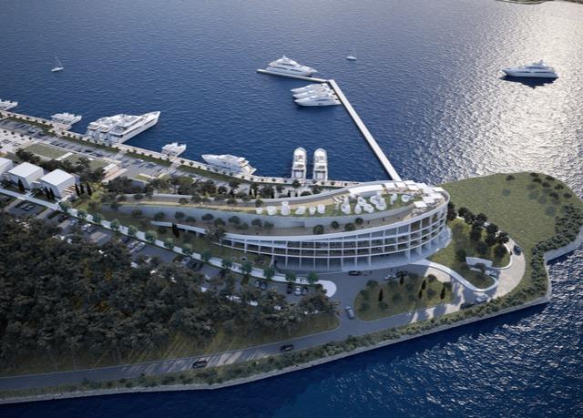 Luxus pur im designhotel mit meerblick in kroatien for Designhotel kroatien