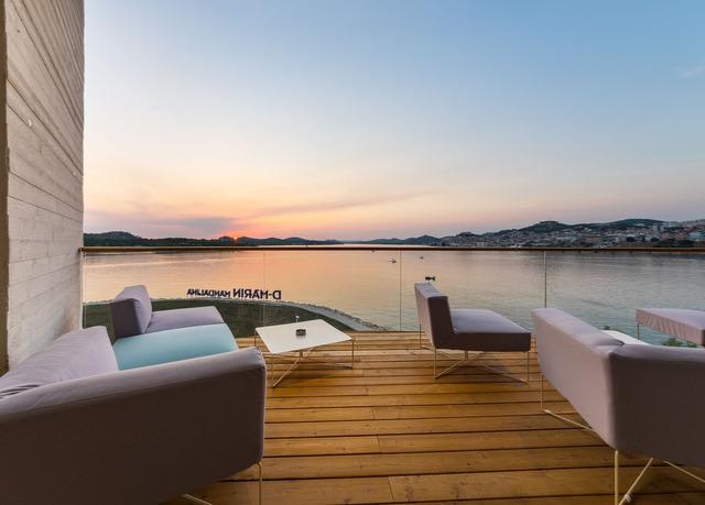 Stylisches designhotel mit meerblick an der adriak ste for Designhotel kroatien