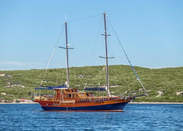 Scenic Dalmatian Coast Gulet Sailing Cruise  Save Up To 70 On Luxury Travel