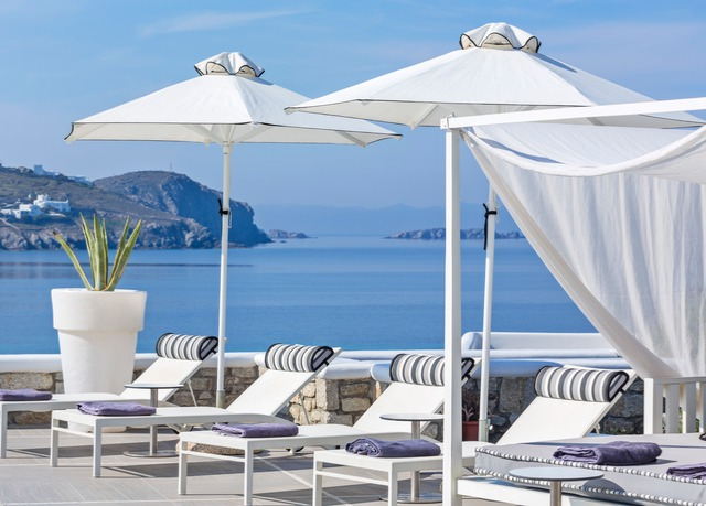 Peaceful four star boutique hotel on mykonos save up to for 4 star boutique hotel