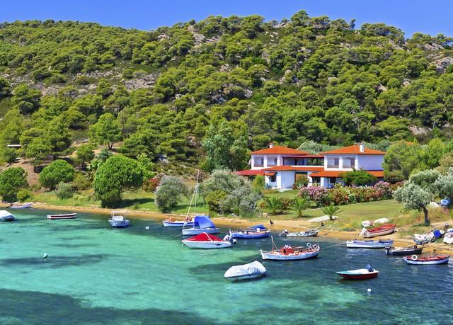 Secret SuperSale: Luxuriöser Inselurlaub mit Privatstrand, Flug, Rail ...