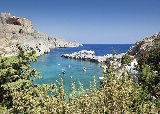 Traumhafter Inselurlaub mit Blick auf die Ägäis | Sparen Sie bis zu ...