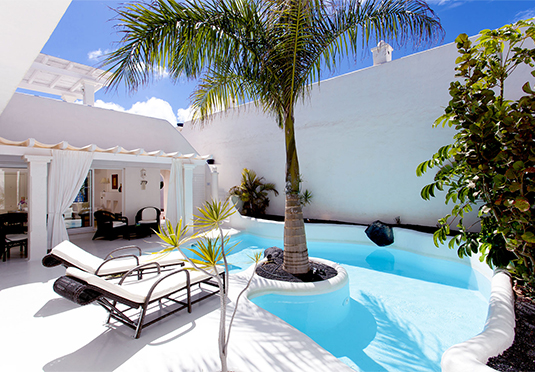 Bahiazul Villas Club Fuerteventura Canary Islands