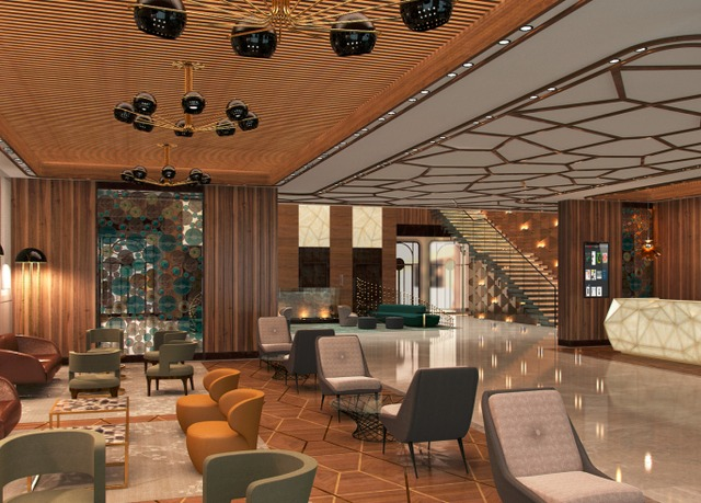 Titanic Hotel Berlin Neueroffnung
