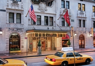 newest d8972 3a222 Historic luxury hotel in Midtown Manhattan