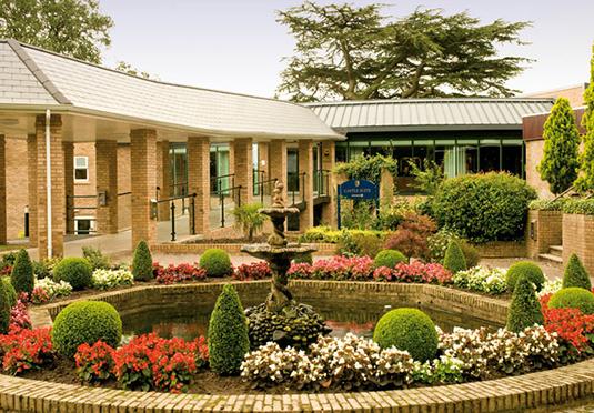 Macdonald Portal Hotel Golf Spa Tarporley Cheshire