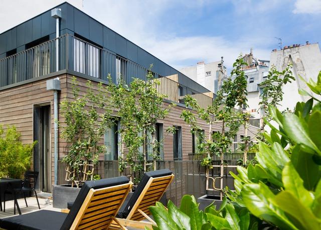 Quirky ninth arrondissement boutique retreat save up to for Boutique hotel 9th arrondissement