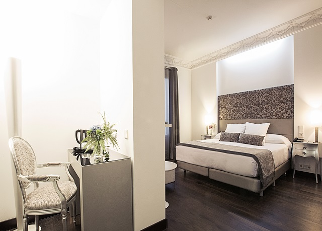 Hospes puerta de alcal economisez jusqu 39 70 sur des voyages de luxe evasions secr tes - Hotel hospes puerta de alcala ...