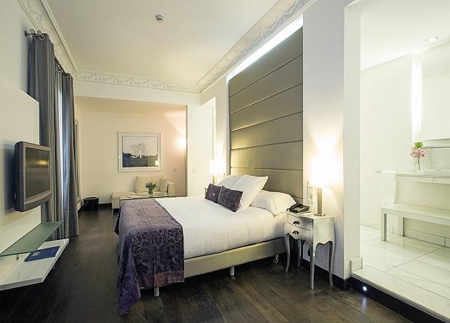 Madrid mond n 5 luxus mit romantikfaktor sparen sie for Hotelzimmer teilen