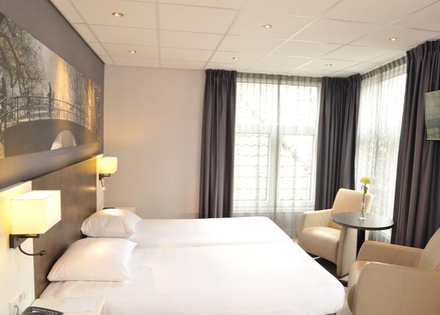 Amsterdam De Roode Leeuw Hotel