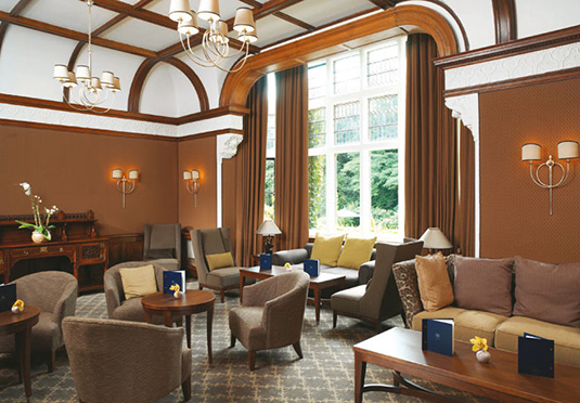 Hotel Foyer Spa : Macdonald frimley hall hotel spa save up to on