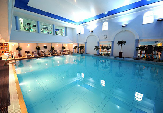 Spa day at carden park hotel save up to 60 on luxury - Hotels in chester with swimming pool ...