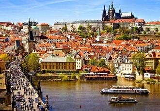 Vibrant Prague, Vienna & Budapest holiday, A cultural journey through three elegant European capitals - save 36%