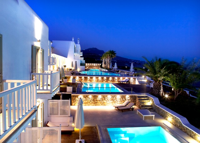 5 boutique mykonos holiday save up to 60 on luxury for Five star boutique