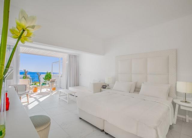 Dimitra Beach Resort Premium Seafront Bungalow