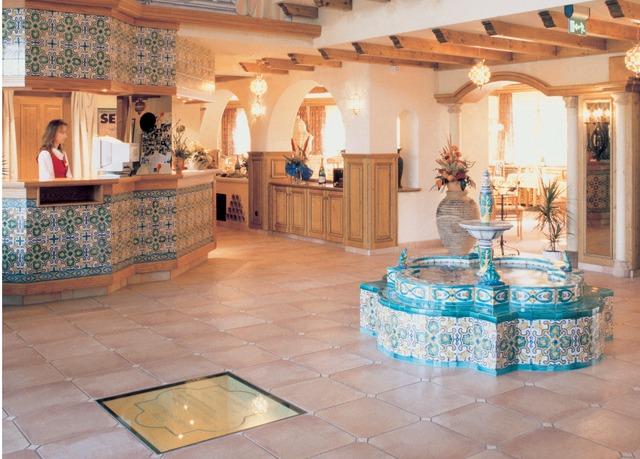Spanischer Flair Hotel Deutschland