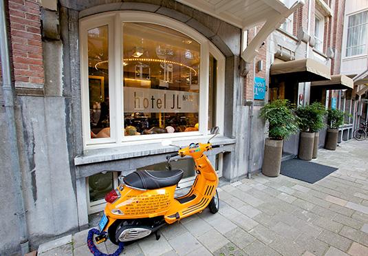 Hotel Jl No Amsterdam Netherlands