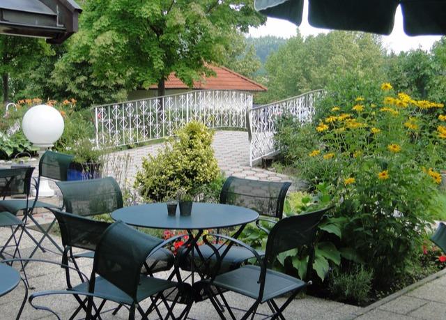 Hotel Villa Gutshof Im Bayerischen Wald