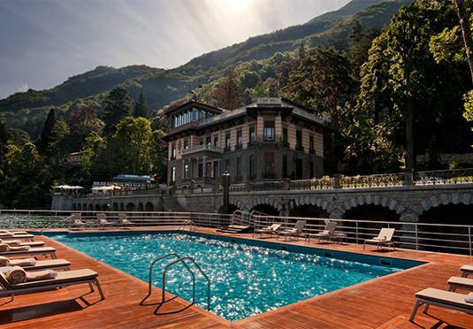 Castadiva resort spa save up to 70 on luxury travel - Casta diva resort ...