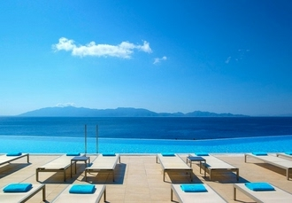 5* all-inclusive Kos holiday with sea views, Michelangelo Resort & Spa, Greek Islands - save 24%