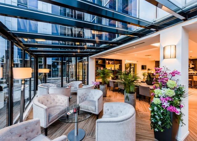 Modernes design in der stadt der grachten sparen sie bis for Design hotel niederlande