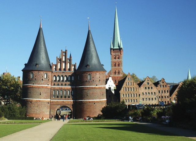 Hotel Hanseatischer Hof In Lubeck Deutschland