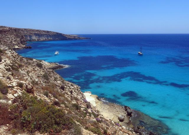 Soggiorno di 7 notti in Lampedusa in formula roulette   Sparen Sie ...