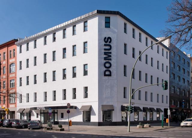 Domus Hotel Berlin Kudamm