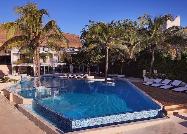 Le Reve Hotel Spa Playa Del Carmen Mexico