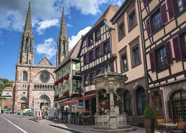 Hotel le colombier save up to 70 on luxury travel for Hotels obernai