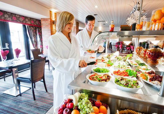 Spa And Lunch Deals