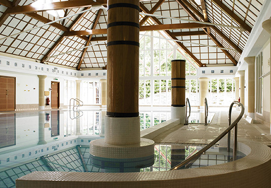 spa day at champneys forest mere save up to 70 on