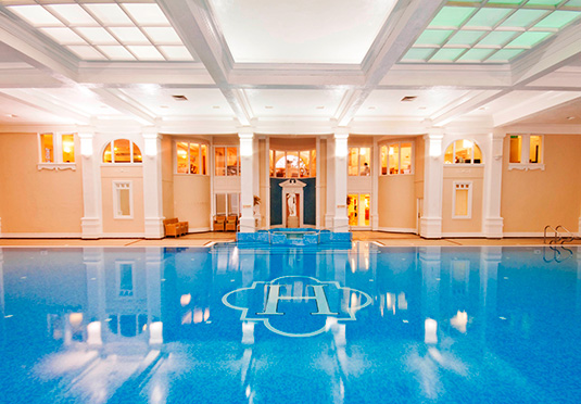 Champneys Henlow Health Resort Spa