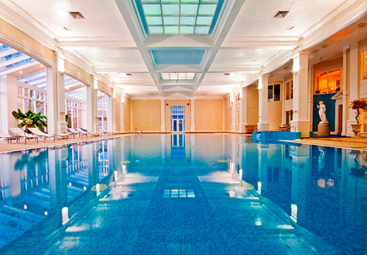 Champneys Henlow Spa Day