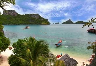 Blissful Thailand city-to-beach holiday, Bangkok, Chiang Mai & Koh Samui - save 31%