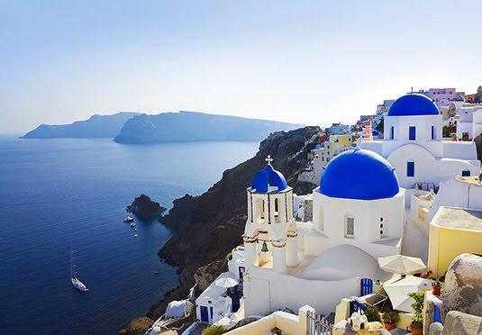 Luxury Romantic Deals Greek Islands
