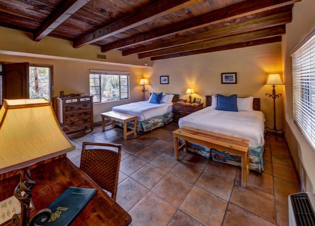 Rooms: Hacienda Del Sol Guest Ranch Resort