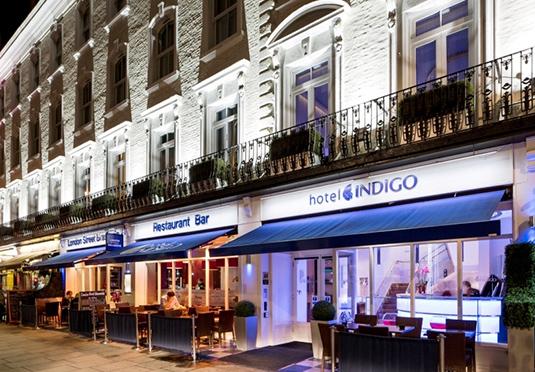 Hotel indigo paddington save up to 60 on luxury travel for Boutique hotels just outside london