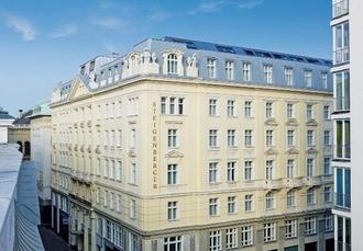 Steigenberger Hotel Herrenhof, Vienna, Austria - save 50%
