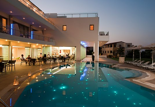 5 crete holiday save up to 60 on luxury travel for Design hotel crete