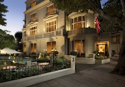 The Colonnade Hotel London